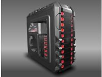 Casecom CL-86 Gaming PC Computer Case