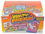Wacky Packages Box
