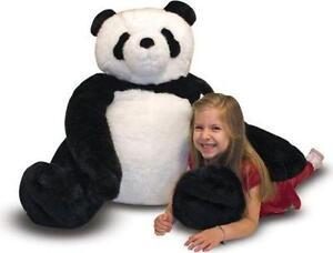 Panda Plush Stuffed Animals Ebay