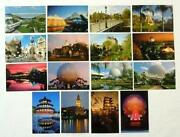 Disney Postcard Lot