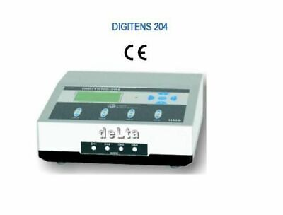 New Electrotherapy 4 Channel Cont. Pulse Mode Electronic Physiotherapy Machine T
