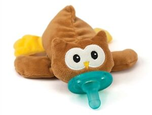 WUBBANUB-INFANT-PACIFIER-OWL-LIMITED-EDITION