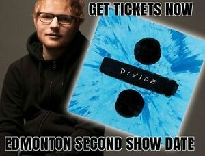 GET ★2ND SHOW★★ED SHEERAN★★ Rogers Place,★WED Jul 26