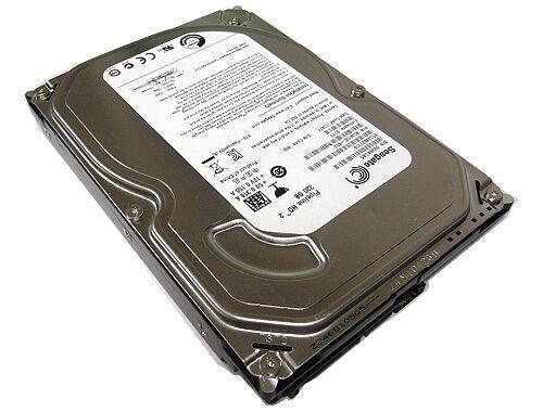 "Seagate 320GB 8MB Cache 3.5"" SATA2 3.0Gb/s Internal Desktop Hard Drive -PC/DVR"