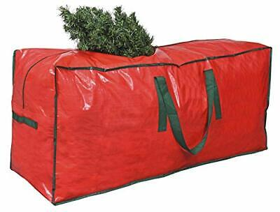 Christmas Tree Storage Bag Stores Up to 9 Foot Disassembled Artificial Xmas NEW