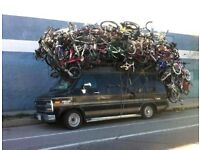 I am after any adult unwanted bikes cash paid mus be cheat I can collect