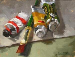 looking for oil paint for fine arts
