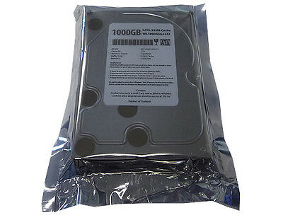 "New 1TB (1000GB) 32MB Cache 7200RPM SATA 3.5"" Desktop Hard Drive -PC/Mac/NAS/DVR"