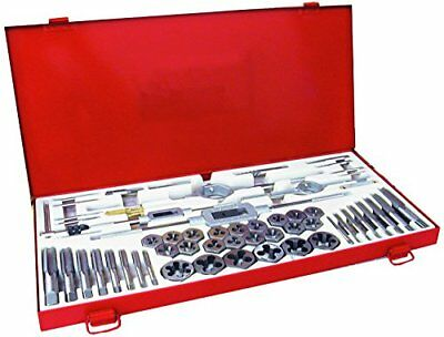 Century Drill 98957 Metric Tap And Die Set 58-piece