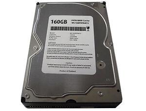 New 160GB 2MB Cache 7200RPM Ultra ATA/100 PATA IDE 3.5