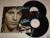 Bruce Springsteen The River LP