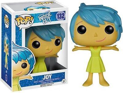 Inside Out   Joy Funko Pop  Disney Toy