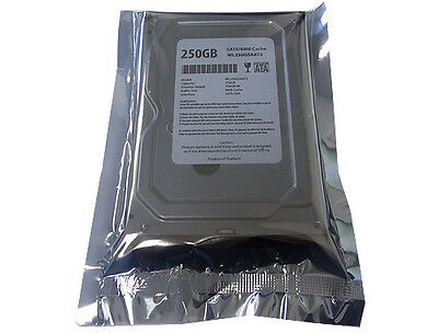 "New 250GB 7200RPM 8MB Cache SATA 3.5"" Desktop Hard Drive PC & Mac compatible"