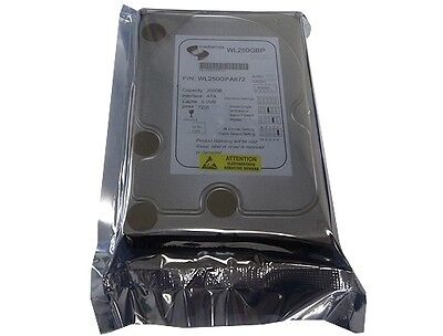 "New 250GB 8MB Cache 7200RPM EIDE (PATA) 3.5"" Desktop Hard Drive -FREE SHIPPING"