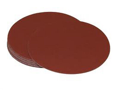 10 Cloth Backed Psa Adhesive Sanding Disc 120 Grit - 2 Disc Pack