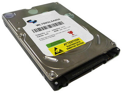 5400rpm 8mb Notebook Hard Drive - New 750GB 5400RPM 8MB Cache 2.5