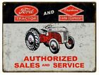 Tractor Decorative Plaques & Signs
