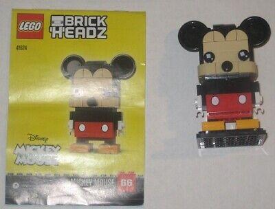 Lego Brickheadz Disney 41624 Mickey Mouse - Number 60