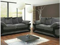 **free pouffe **with Sheldon 3&2 sofas**
