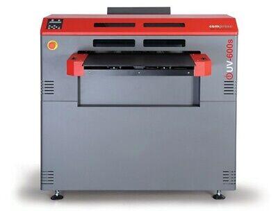 Compress Led Iuv-600s Flatbed Uv Printer