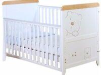 3 Bears Tutti Bambini Nursery Set (used but perfect condition)