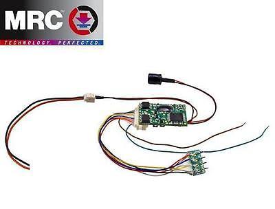 MRC 16 Bit Universal Heavy Steam HO DCC Sound Decoder 112501
