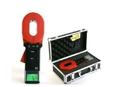 Etcr2000a Digital Clamp On Ground Earth Resistance Tester Meter 1-199 Usg