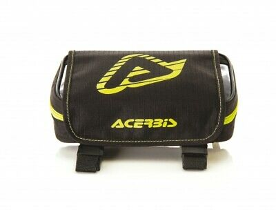 Acerbis Rear Fender Tool Bag Enduro Green Laning Trail