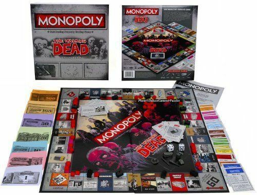 Monopoly - The Walking Dead Edition (AU Stock)
