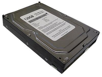 New 120GB 7200RPM 2MB Cache PATA IDE ATA/100 3.5