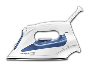 Rowenta DW2070 Effective Comfort Steam Iron with 300-Hole Stainless Steel New