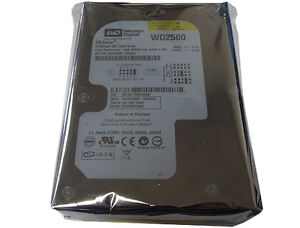 Western Digital WD2500BB 250GB 7200RPM 3.5
