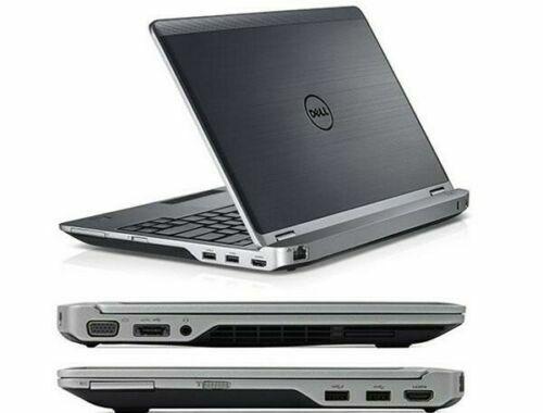 "windows 7 laptop - Dell E6230 12"" Home/Office Laptop, i7-3520M 2.9Ghz, 4Gb RAM 120Gb SSD Windows 10"