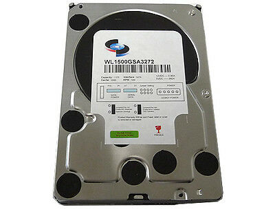"(1500GB) 1.5TB 32MB Cache 7200RPM SATA2 3.5"" Desktop Hard Drive -CCTV/DVR/PC/NAS"