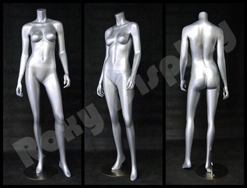 Female Fberglass Headless Mannequin Dress Form Display #MD-A3BS-S