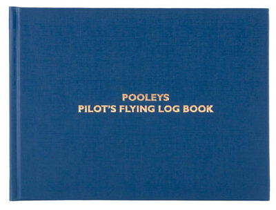 Pooleys PPL Logbook *EASA COMPLIANT*
