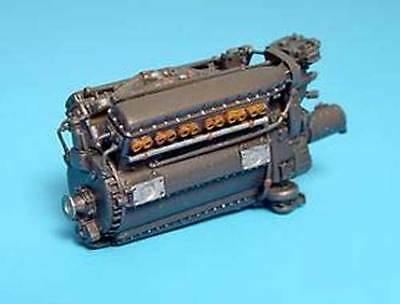 Aires Allison V-1710-85 Motor Incl. Etching Parts Model Kit 1:48 Boxed Tip