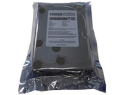 """New 1-Terabyte (1TB) 32MB Cache 7200RPM SATA 3.0Gb/s 3.5"""" Desktop Hard Drive"""