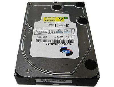 "New 1.5-Terabyte (1.5TB) 7200RPM 64MB Cache SATA2 3.5"" Hard Drive -FREE SHIPPING"