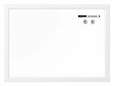 Lot Of 3 Quartet Dry Erase Board Whiteboard White Board Magnetic 17 X 23 Wh