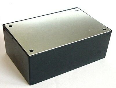 Project Box Plastic 4.125x2.625x1.5 With Perf Board