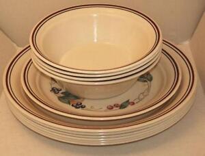 Corelle Abundance Dinner Plates & Corelle Dinner Plates | eBay