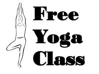 FREE YOGA CLASS - For Beginners