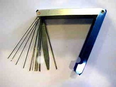 Oxygen/Acetylene Torch Welding, Brazing, Jet Tip Cleaner Kit