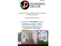 Time served painter & decorator