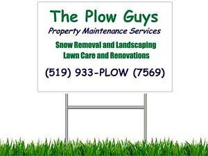 HIRING - Plow Truck Drivers - Snow Shovelers - General Labourers London Ontario image 1