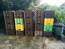Plastic storage hobby boxes 31 Litre Seaforth Manly Area Preview