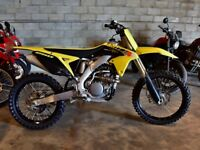 2017 Suzuki RM-Z250L7 Stratford Kitchener Area Preview