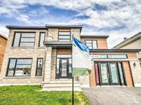 Luxueuse maison neuve - GÉRIK CONSTRUCTION