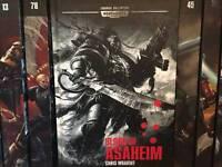 Warhammer 40k legends book
